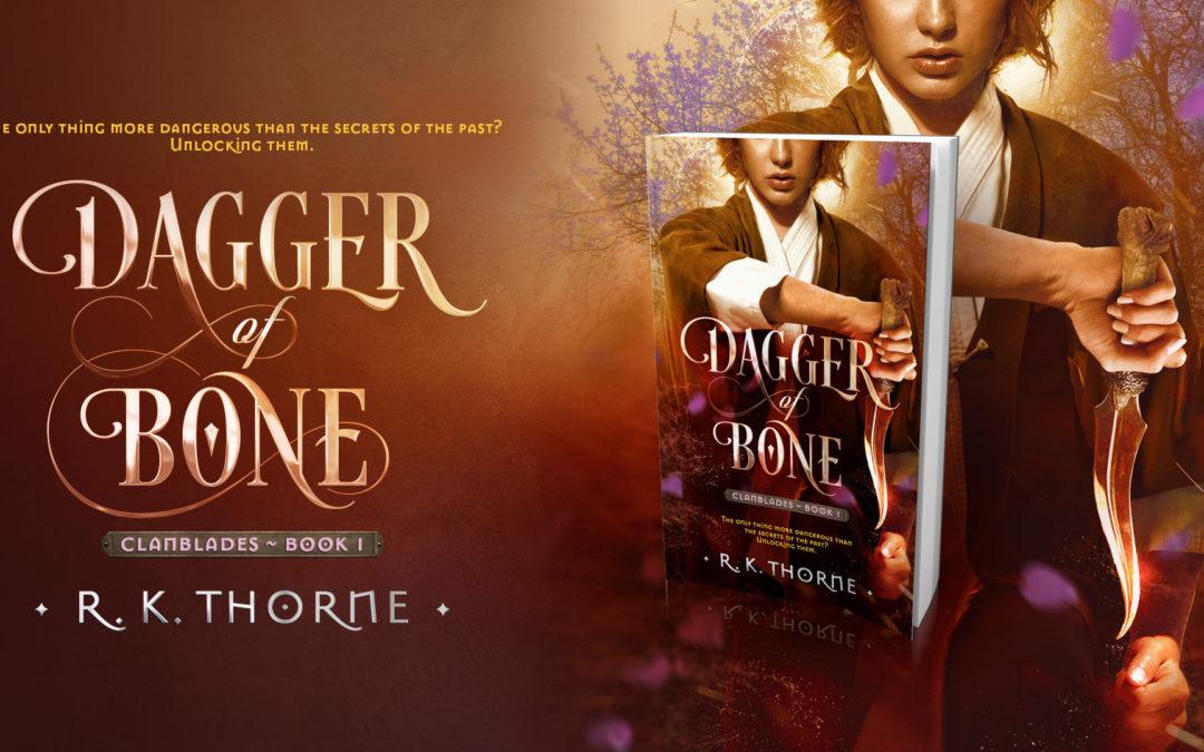 Dagger of Bone Banner